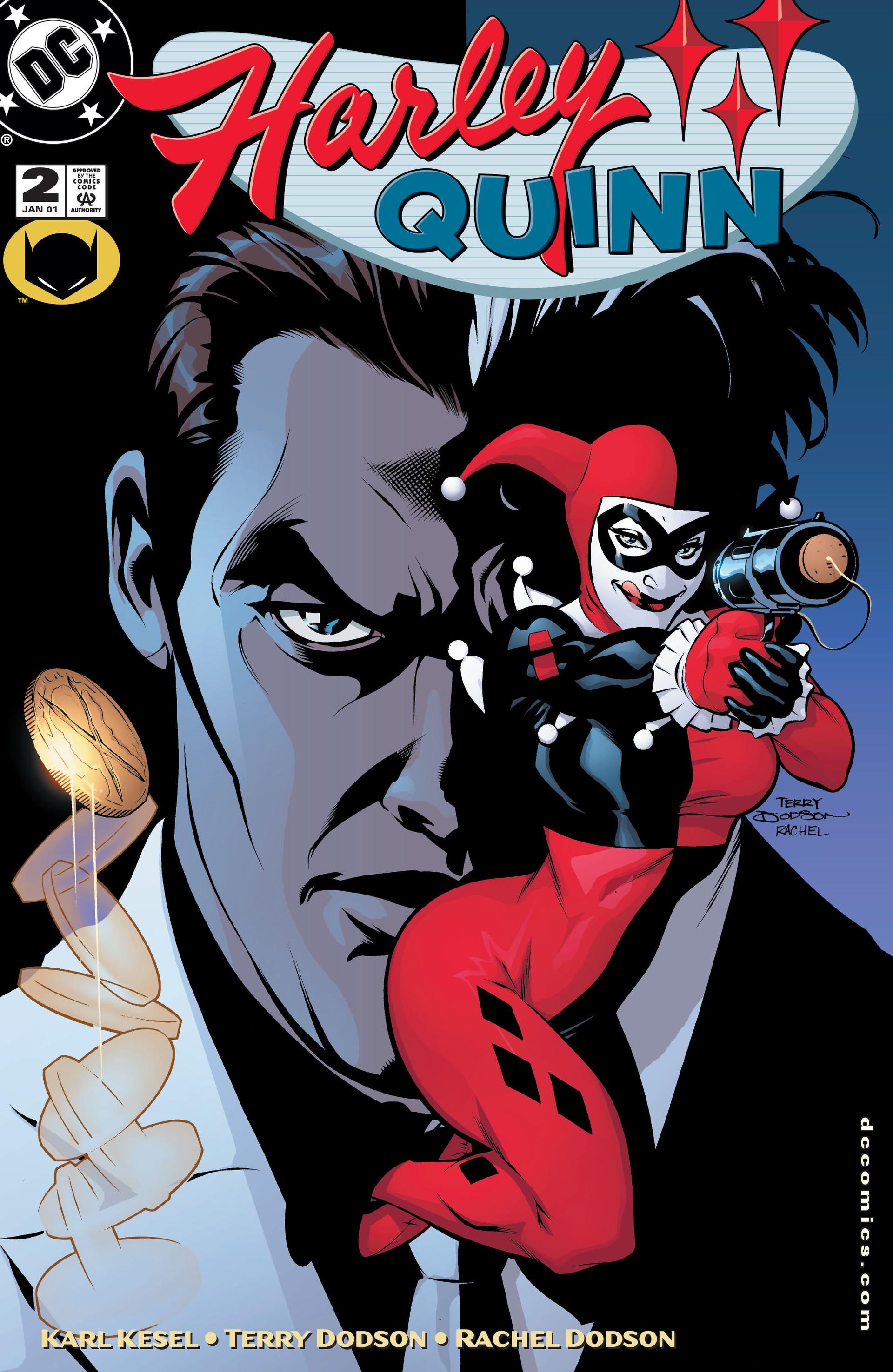 Harley Quinn Vol.1 #2