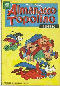 Almanacco Topolino n. 139