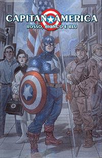 Capitan America: Rosso, Bianco & Blu