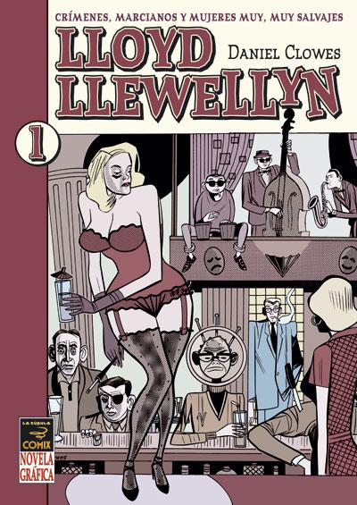 Lloyd Llewellyn #1 (...