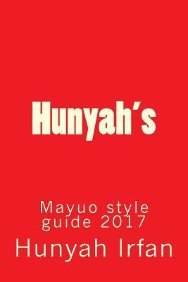 Hunyah's Mayuo Style...