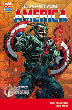 Capitan America #20 ...