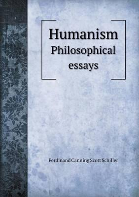 Humanism Philosophic...