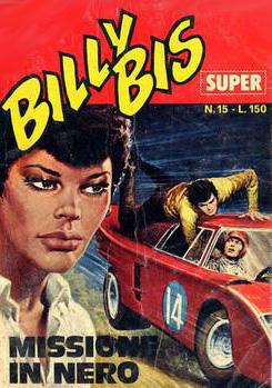 Billy Bis Super n. 15