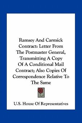 Ramsey and Carmick C...