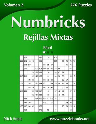 Numbricks Rejillas Mixtas