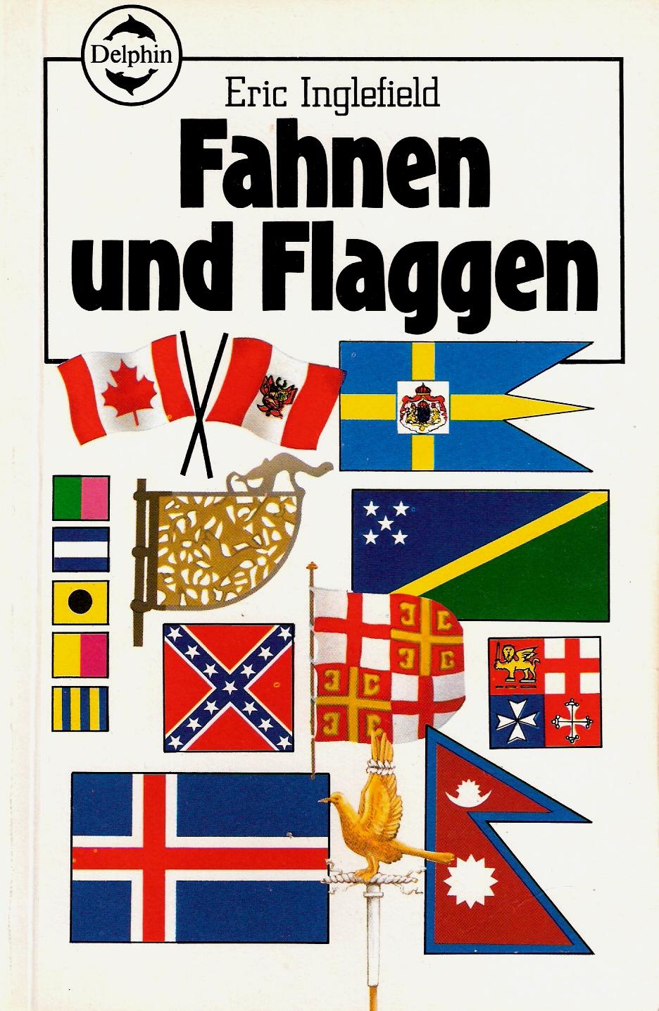 Fahnen und Flaggen.