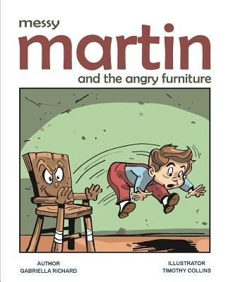 Messy Martin and the angry furniture