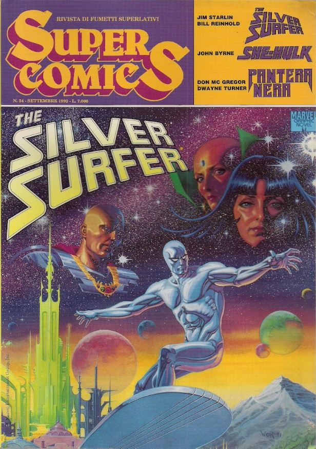 Super Comics n. 24