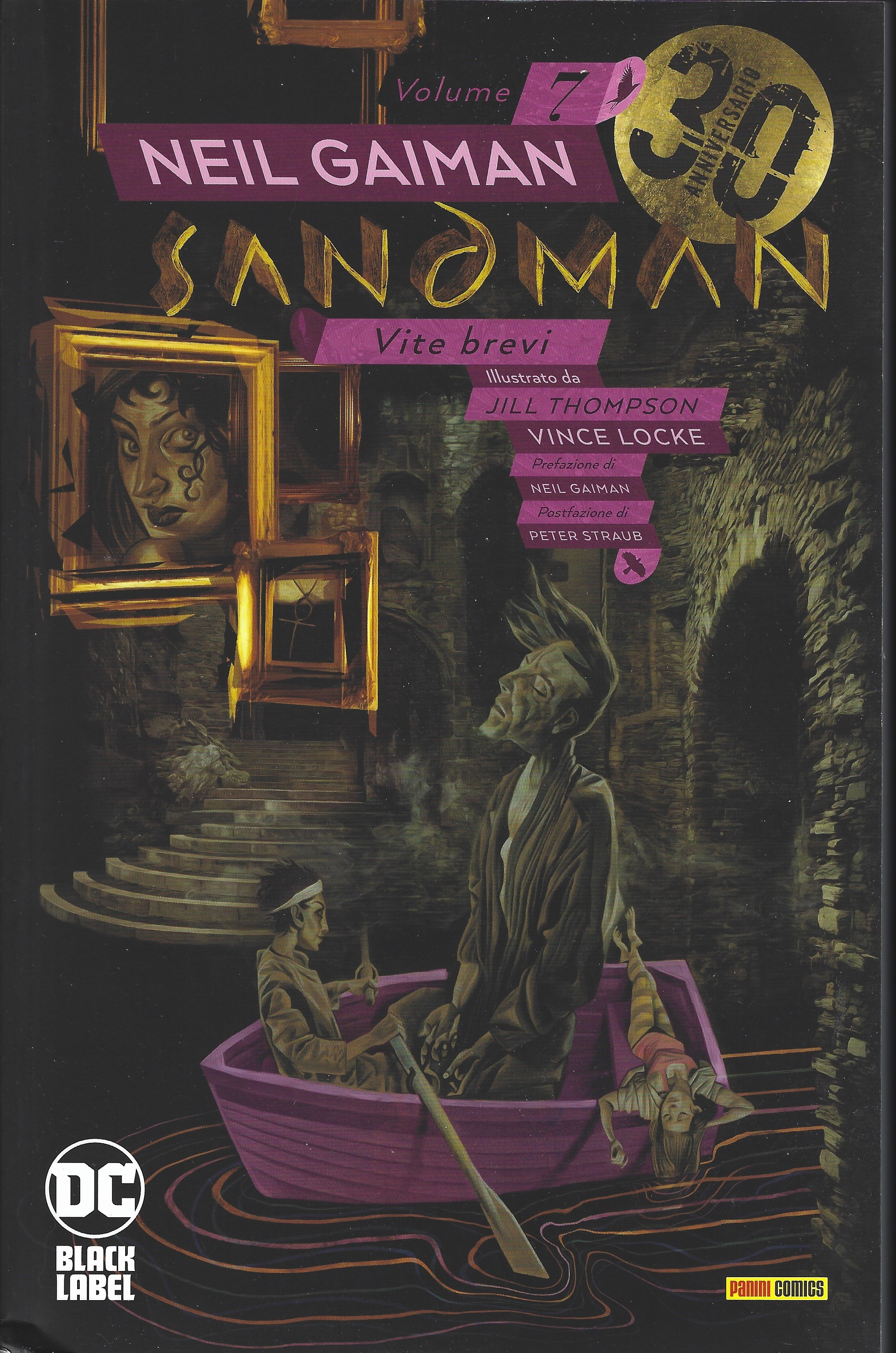 Sandman Library vol....