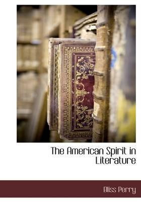 The American Spirit in Literature
