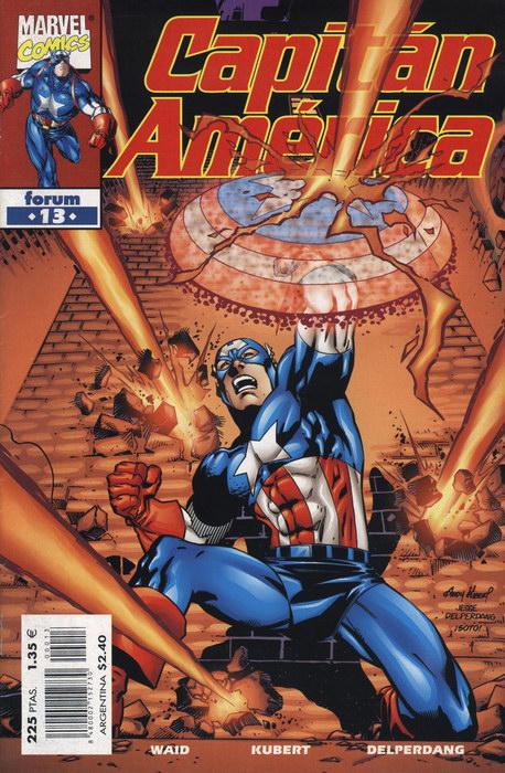 Capitán América Vol.4 #13 (de 27)