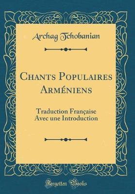 Chants Populaires Arméniens