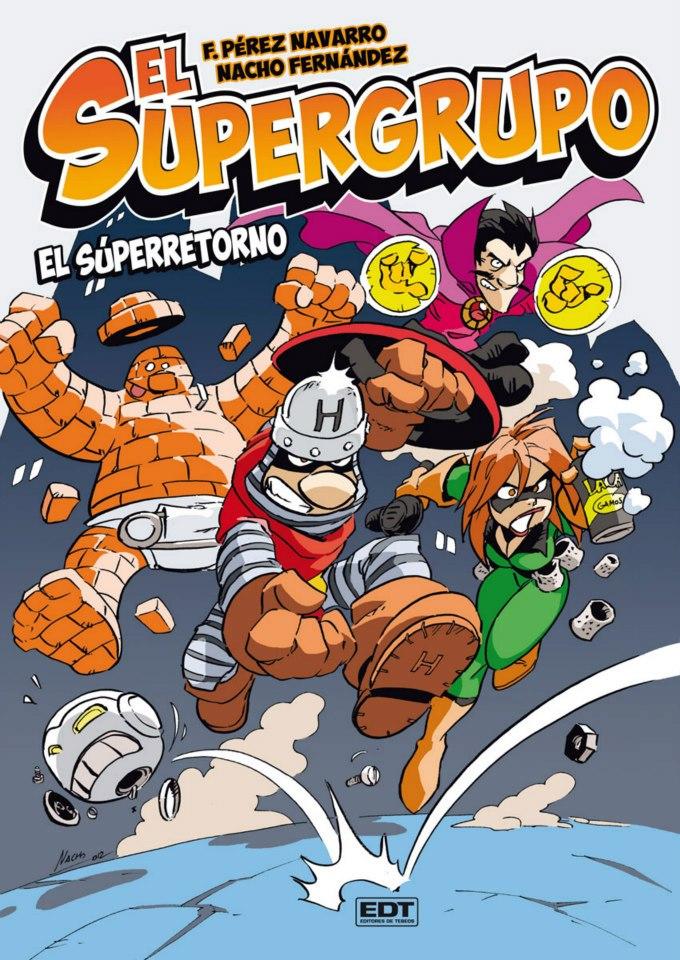 El Supergrupo #1