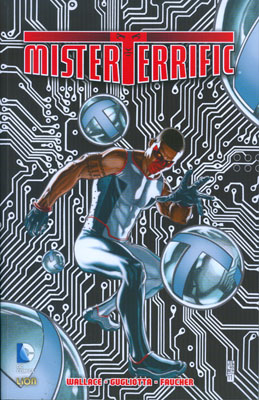 Mr. Terrific vol. 1