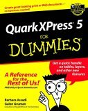 QuarkXPress5 for Dummies