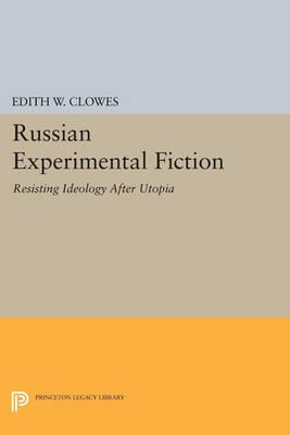 Russian Experimental Fiction