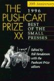 Pushcart Prize, 1995-1996