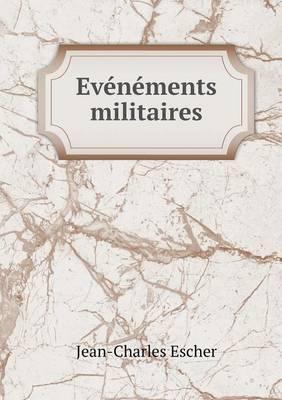 Evenements Militaires