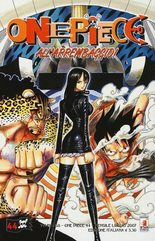 One Piece vol. 44