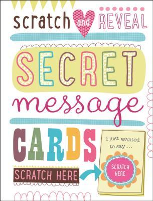 Scratch-and-See Secret Message Cards