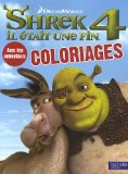 Shrek 4 Coloriages
