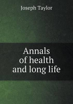 Annals of Health and...