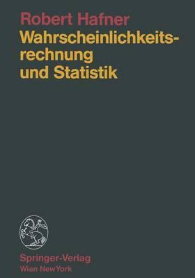 Wahrscheinlichkeitsrechnung Und Statistik