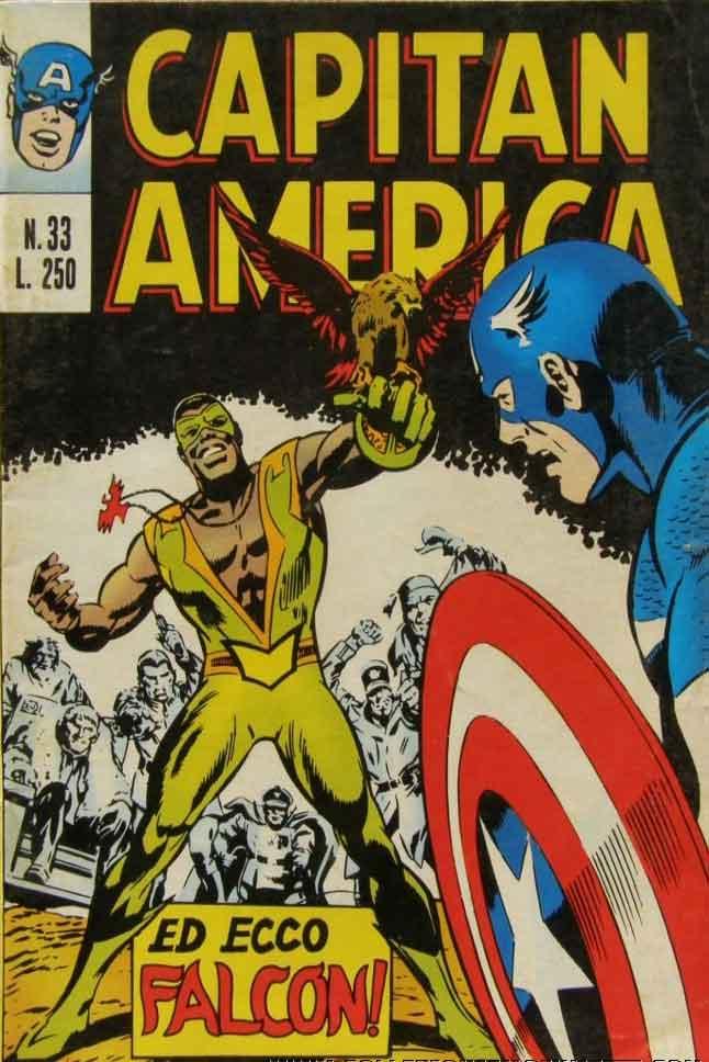 Capitan America n. 33