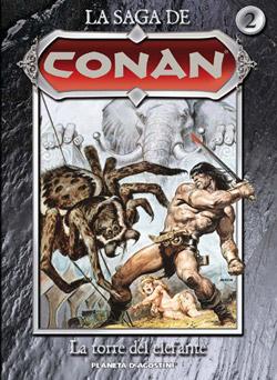 La Saga de Conan nº 2