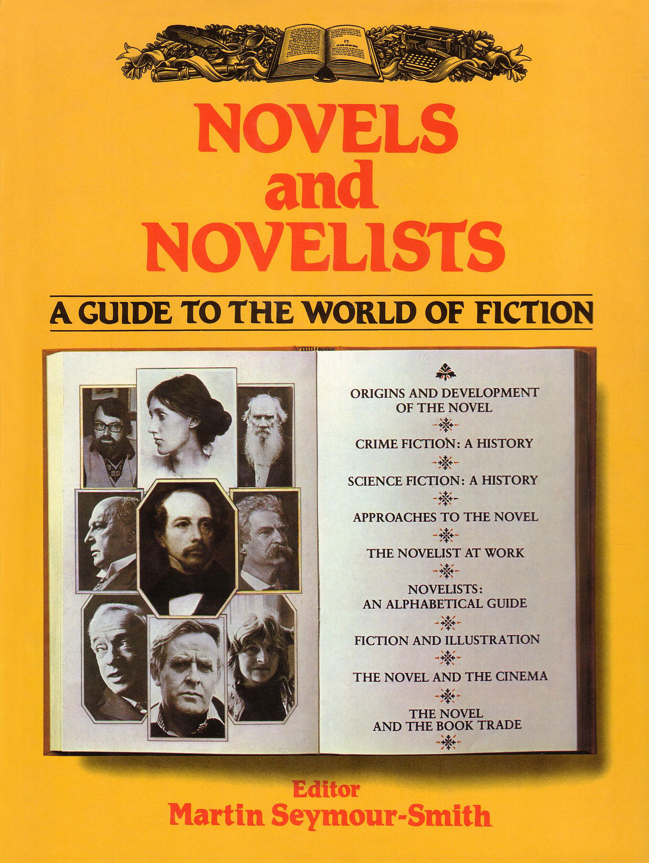 Novels and Novelists