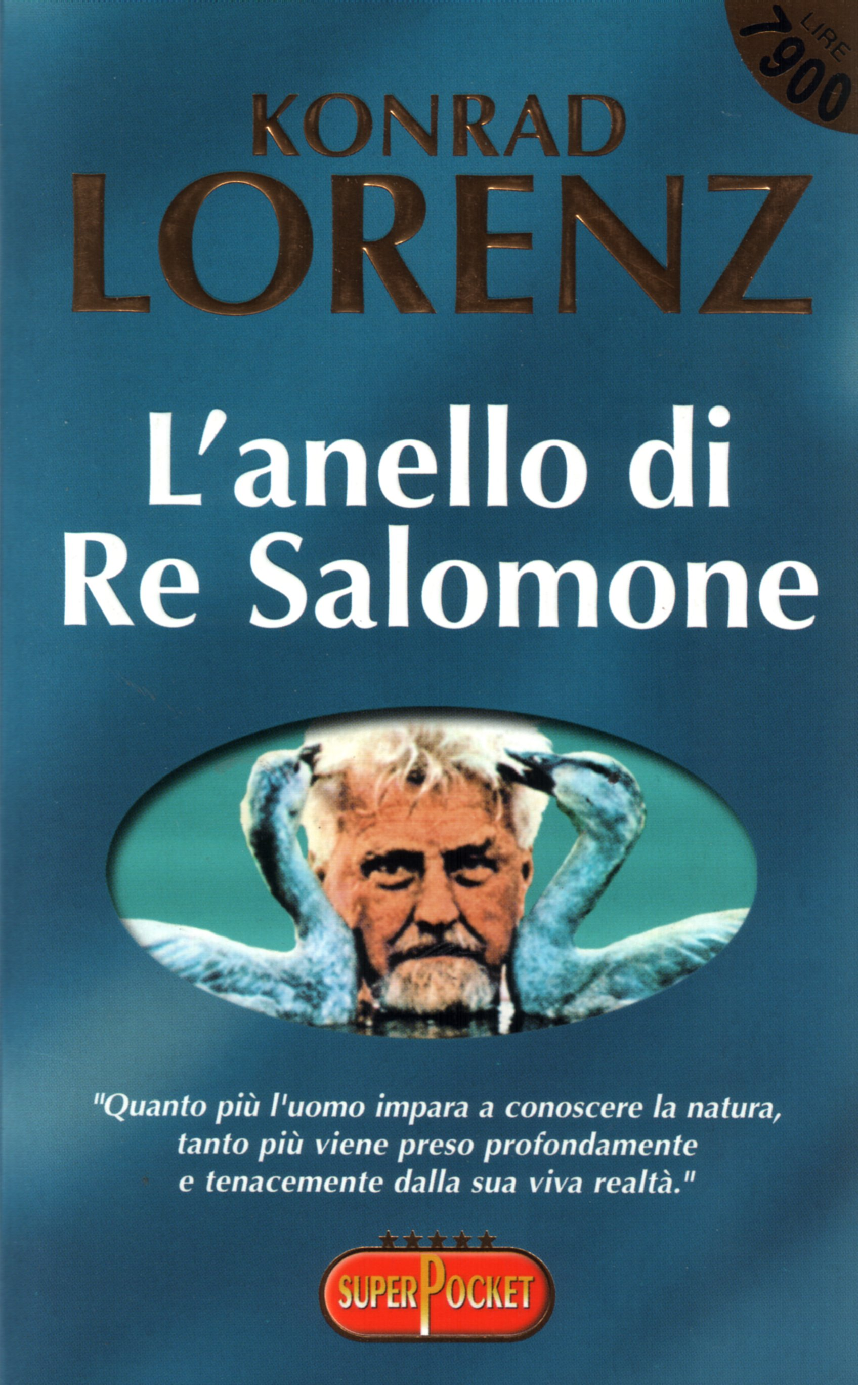 L' anello di re Salo...