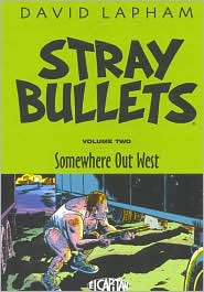 Stray Bullets Volume 2 HC Somewhere Out West