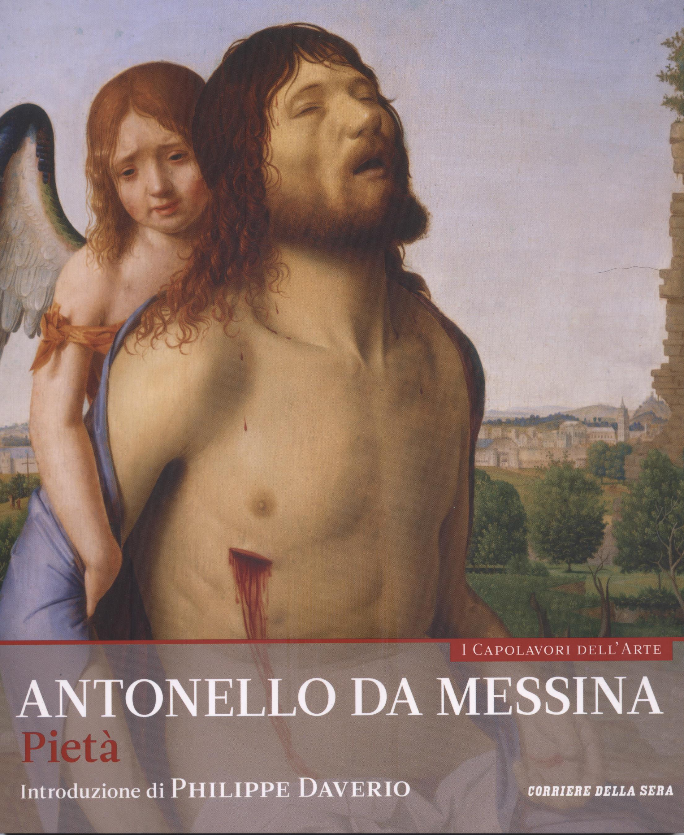 Antonello Da Messina - Pietà