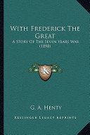 With Frederick the Great with Frederick the Great