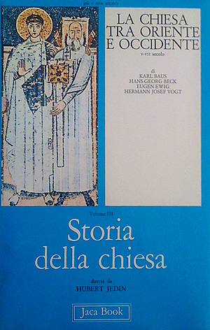 Storia della Chiesa diretta da Hubert Jedin - Volume III