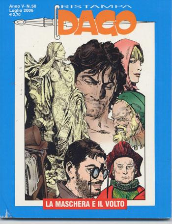 Ristampa Dago n. 50