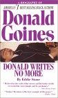 Donald Writes No More
