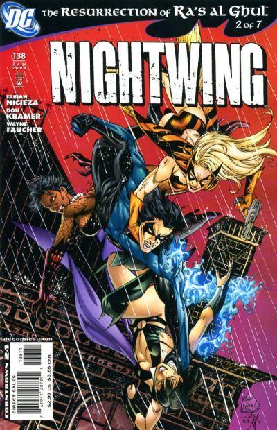 Nightwing Vol.2 #138