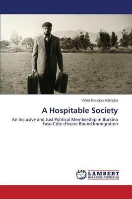 A Hospitable Society