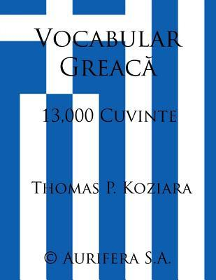 Vocabular Greaca