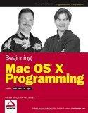 Beginning Mac OSX Programming