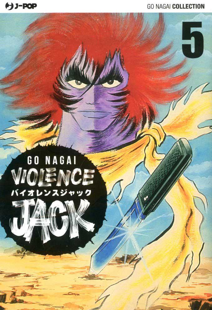 Violence Jack vol. 5