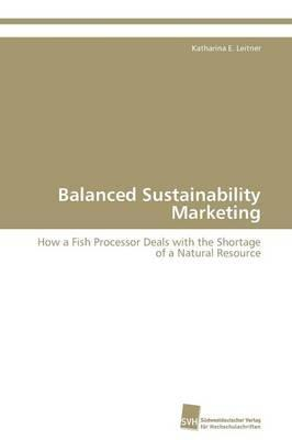 Balanced Sustainability Marketing