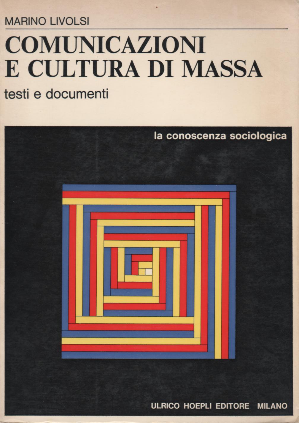 Comunicazioni e cult...