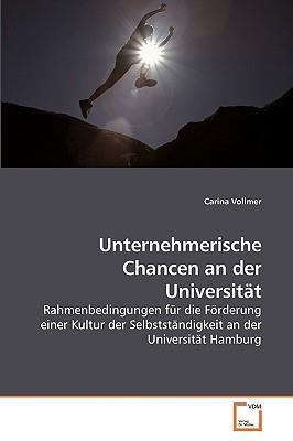 Unternehmerische Chancen an der Universität