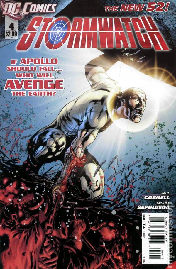 Stormwatch Vol.3 #4