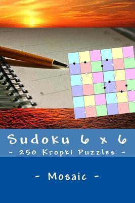 Sudoku 6 X 6 - 250 K...