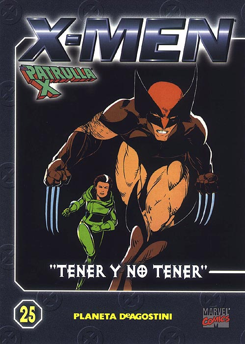 Coleccionable X-Men/Patrulla-X #25 (de 45)