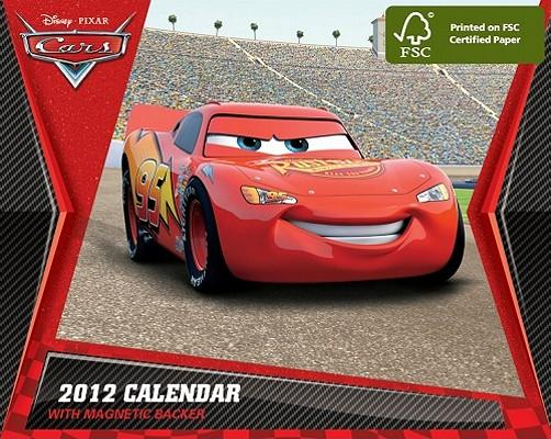Disney Cars 2012 Calendar
